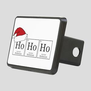 Ho Ho Ho [Chemical Elements] Rectangular Hitch Cov
